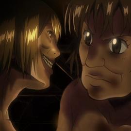 Scared Titans