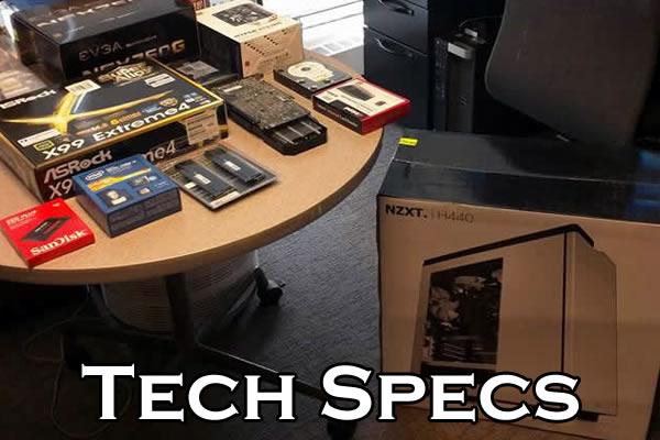 TechSpecs