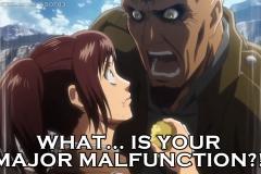 majormalfunction