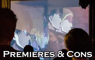 Past Premieres & Cons
