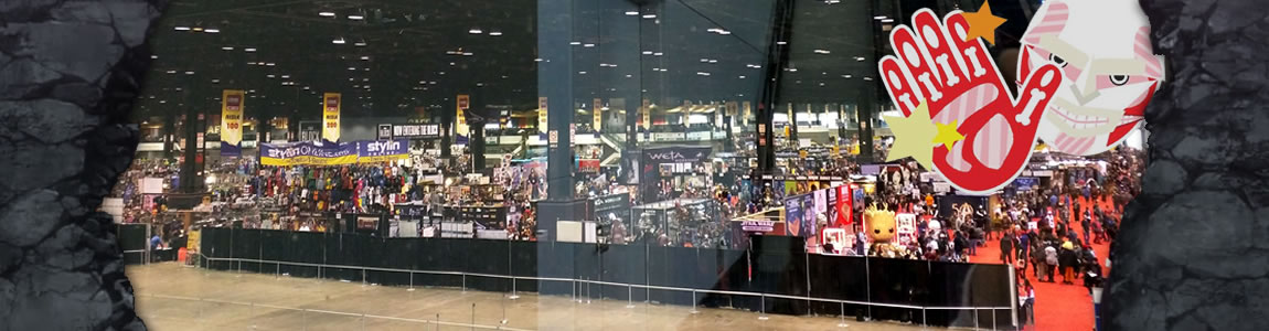 C2E2 2016: Can't Comprehend Enthusiastic Exhibitionists